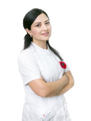 Курбанова Хадижа Ибрагимовна